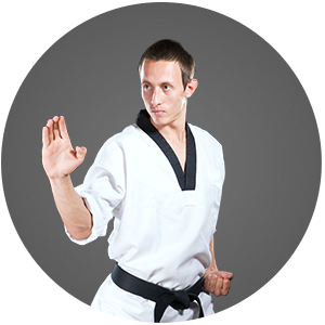 Martial Arts U.S. Black Belt