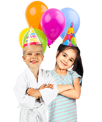 Martial Arts U.S. Black Belt - Birthday Parties