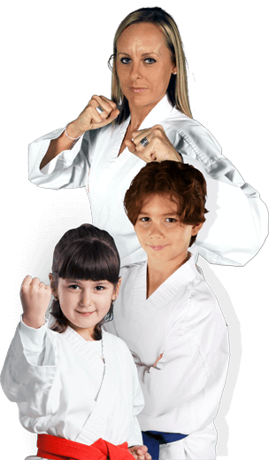 Family Karate Taekwondo Fitness Martial Arts
