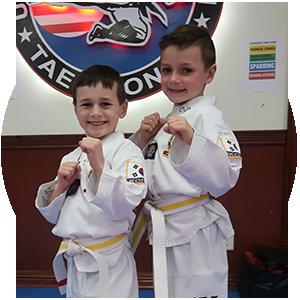 Martial Arts U.S. Black Belt