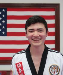 U.S. Black Belt instructor